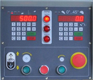 bảng điều khiển máy cưa đài loan